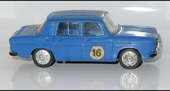 RENAULT 8 Gordini (2120) NOREV L1120689 (baffalie) Tags: auto voiture car coche miniature diecast toys jeux jouet ancien vintage classic