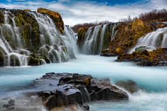"""""""In The Heart Of Bruarfoss"""", Iceland (cristiancoser) Tags: iceland travel travelphotography landscape waterfall amazing spectacular clouds ice snow cold explore flickr flickrtoday natgeo natgeoadventure"""