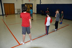 TRC 113016 017 (Tolland Recreation) Tags: boys girls kids children youth tweens sports dodgeball recreation fitness exercise game contest competition balls throwing tolland connecticut