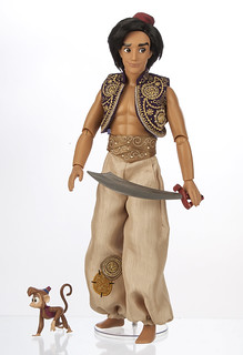 Limited Edition Aladdin 18'' Doll - Disney Store Blog Announcement - 2015-08-15 - Image #2