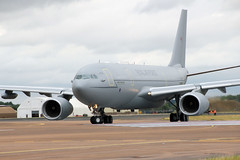 Airbus A330-243 Voyager  RAF ZZ341 (NTG's pictures) Tags: aircraft air gloucestershire airbus voyager monday departures raf fairford riat refuelling 2015 a330243 zz341 20july2015