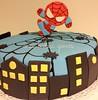 Spiderman! (arce baked goods) Tags: cake spiderman araña hombre