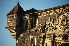 Stucco facade of historic building in old town of Tübingen, Germany ([ PsycBob ]) Tags: old town stuck historic altstadt tübingen historisch