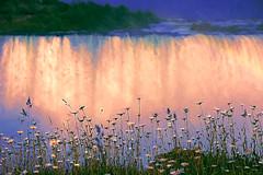 Pink Froth Falls - HSS! (Sarah Fraser63) Tags: canada water river niagarafalls waterfalls sliderssunday