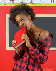 Back_2_School_II-1477 (Joe Barrett Photography) Tags: school red portrait woman sexy girl beautiful catchycolors studio book model pretty photoshoot eros portraiture plaid catchycolorsred back2school flickrsbest eoshe facesofportraits sigma1770mmf284 yourbestoftoday joebarrettphotography