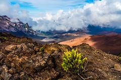 Haleakala Volcano, Maui - 60 (www.bazpics.com) Tags: park mountain rock landscape volcano hawaii lava us amazing scenery rocks unitedstates cone extreme maui national haleakala valley ash hi volcanic devastation cinder dormant cindercone kula devastated