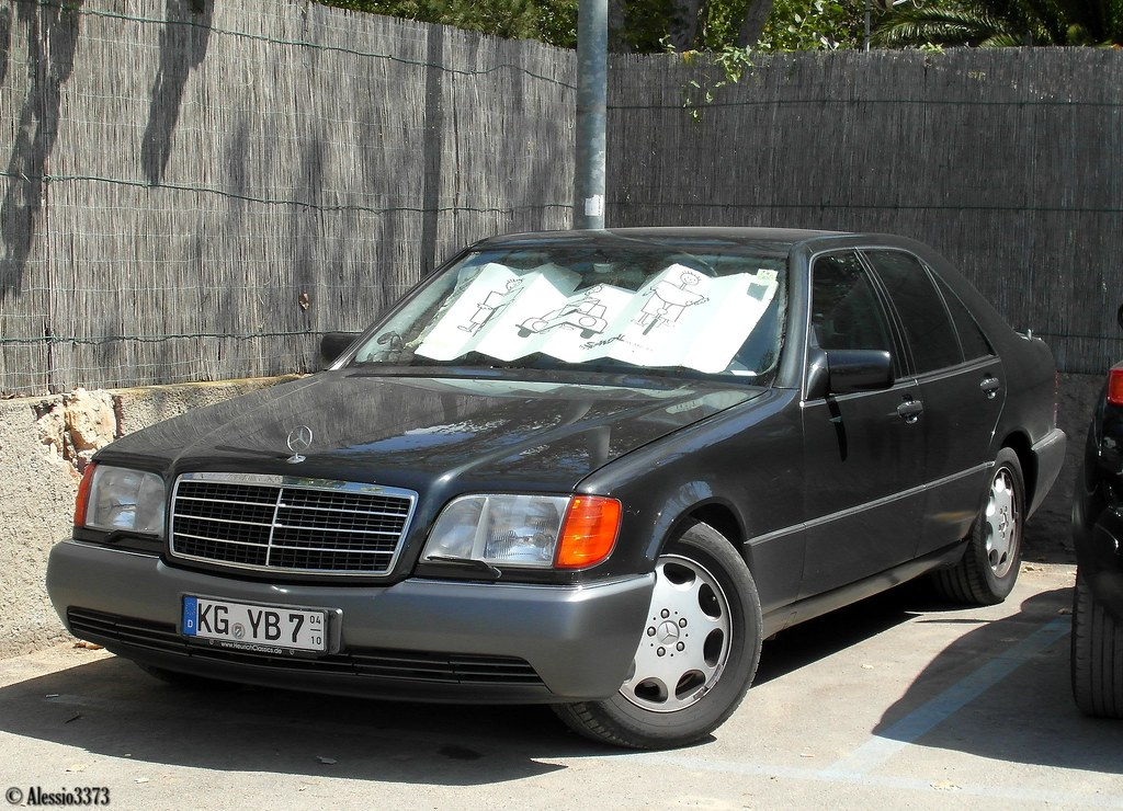 The world 39 s best photos of 500se and mercedes flickr for Mercedes benz 500se