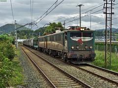 289 (firedmanager) Tags: train tren locomotive tandem caf mitsubishi locomotora japonesas ferrocarril freighttrain renfe trena sansebastián 289 railtransport renfemercancías railsider