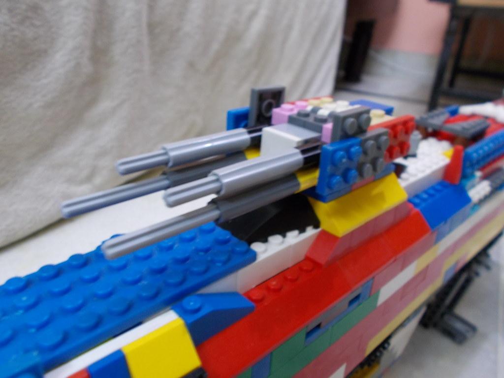 Railgun research paper