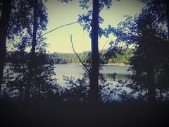 Duży Okoń Lake