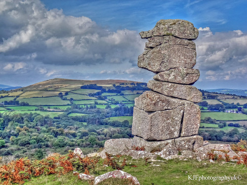 Bowermans Nose, Manaton, Dartmoor, Devon
