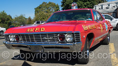 1967 Chevrolet Impala Fire Chief Replica, 2015 Northern Valley Fire Chiefs Parade, New Milford, New Jersey (jag9889) Tags: auto red usa chevrolet car centennial newjersey automobile unitedstates outdoor unitedstatesofamerica nj parade chevy transportation 1967 vehicle impala firedepartment gardenstate firechief newmilford 2015 bergencounty boroughofnewmilford jag9889 20151010 thebirthplaceofbergencounty