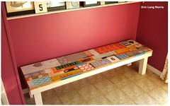 Decorar com papel: Ideias originais, práticas e económicas (utilidades_casa) Tags: design diy casa revistas quadro papel decoração parede cartolina armário móveis jornais acessórios ideias decorar