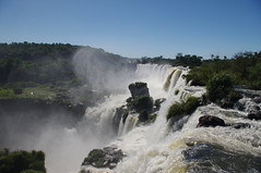 Iguazu Waterfalls, Argentina (ARNAUD_Z_VOYAGE) Tags: city people sun water argentina america river landscape south falls waterfalls buterfly iguazu