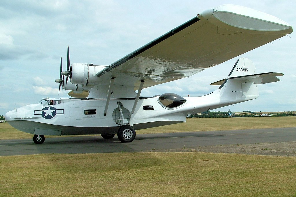 pby2a catalina
