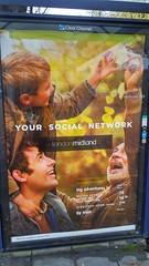 Your Social Network - London Midland (ell brown) Tags: greatbritain england mobile birmingham unitedkingdom lg billboard busstop advert mobileshots westmidlands hallgreen stratfordrd londonmidland bigadventures stratfordrdhallgreen lgg3 yoursocialnetwork