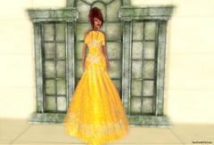Marley Sunset Gown Exclusive#2 (suki (suegeeli decuir )) Tags: designs gowns exclusive saschas