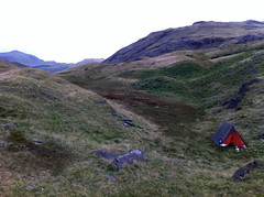 Wild Camp (ir0ny) Tags: camping camp lakedistrict tent cumbria wrynose wrynosepass wildcamping