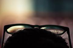 _PK56667 (riccardo fornasiero) Tags: biennale venezia ritratto luce capelli occhiali sfondo dietro sfocato lenti colorate
