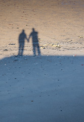 In the shadows (mhardie86) Tags: spurnpoint yorkshirewildlifetrust autumn sky beach shadow people love couple imageoff image nikond610