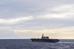 161109-N-XQ474-004 (U.S. Pacific Fleet) Tags: usschancellorsvillecg62 cruiser usnavy ras