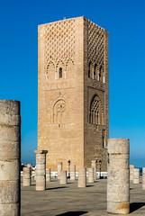 La tour Hassan (A.B.S Graph) Tags: hassan rabt rabat