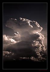 Head (Seeing Things My Way...) Tags: sky cloud storm nimbus stormcloud cumulonimbus cumulo