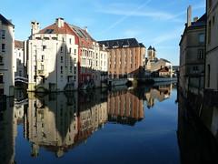 Metz (Lothringen / Frankreich) (p_jp55 (Jean-Paul)) Tags: france frankreich lorraine spiegelung metz mosel moselle saarlorlux musel lothringen