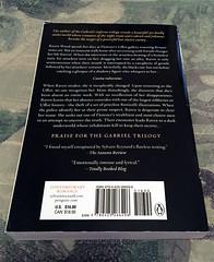 THE RAVEN by Sylvain Reynard - Back Cover (valeehill) Tags: book novel theraven sylvainreynard theflorentineseries