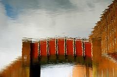 Upside down,royal mill Ancoast (plot19) Tags: bridge england mill water landscape manchester photography nikon northwest north down northern upside ancoats plot19