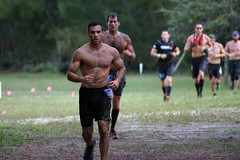 The Race at Battlefrog Miami 2015 (LuckyEyes) Tags: usa sports race canon lens athletics florida miami marathon extreme sigma run ironman 75300mm legacy triathlon manualfocus mudrace mudrun obstacles 2015 fdmount f14556 battlefrog
