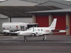 N83RH Piper Cheyenne PA-31T (Aircaft @ Gloucestershire Airport By James) Tags: james airport gloucestershire piper lloyds cheyenne pa31t egbj n83rh