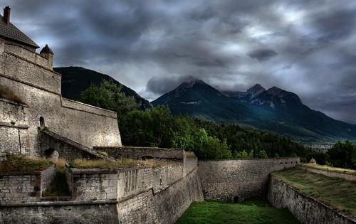 Briançon - City Walls