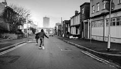 growing up in blackpool (streetstory [is offline]) Tags: england streetphotography blackpool towerblock socialdocumentary skateboarders kidsplaying terracedhouses canon5dmkii ef40mmf28