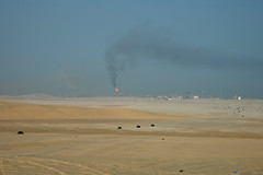 qatar deserto (66) (Parto Domani) Tags: trekking desert arabic east ash desierto oriente middle peninsula medio wste qatar deserto arabica dsert penisola   escursione  shaqra wste dsert
