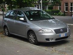 2005 Fiat Croma (harry_nl) Tags: netherlands nederland 2016 amstelveen fiat croma