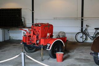 Fire Appliance Bletchley Park 170816