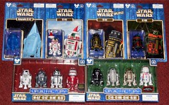 Disney - Droid Factory Astromechs (Darth Ray) Tags: various disney droid factory astromechs holographic r2d2 r2h15 r5m4 r2b00 r04lo r2q2 r4m9 theforceawakens r5x3 the force awakens c2b5 r2bhd r3m2 r5sk1 rogueone rogue one