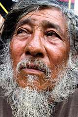 Street Portrait, Guanajuato, Mexico (klauslang99) Tags: streetphotography klauslang people portrait guanajuato mexico face man beard