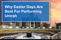 Why Easter Days Are Best For performing Umrah (Mzahidtravel) Tags: umrah december package from uk tour hajjumrah