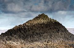 Am Buachaille Rocks (13 Monkeys) Tags: mull scotland sea hills water staffa basalt columns fingalscave