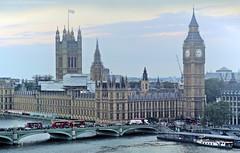 Big Ben, London (khalid almasoud) Tags: sony ilce5100 1650mm sonya5100 big ben famous clock tower times river london 2016      flickr estrellas photographyrocks bigben