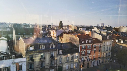 Bonjour! #Francia #reims#lascosasquemegustan #vacacionesgyj2016 #reto366 293/366