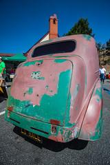 IMG_2039 (draydogg) Tags: 10thannual 1948 1948fordangela angela cambria carshow classp classic classiccar entry42 ford hotrod kurthupp patina pinedorado pinedoradocarshow ratrod