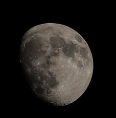 dallas moonerz (gotmyxomatosis69) Tags: moon lunar themoon luna space outerspace satelitte ourmoon earthmoon texture abstract blackbackground blackandwhite canon teamcanon