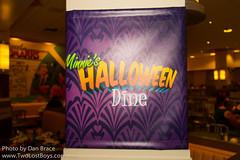 Minnie's Halloween Dine