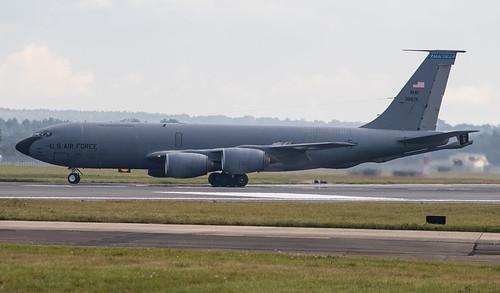 63-8874 Boeing KC-135R Stratotanker 6 AMC USAF (Macdill AB)