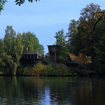 Schlossgarten Eutin (35) Seebühne thumbnail