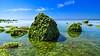 The Mountain in the Shallows (RussellK2013) Tags: shore shoreline 1116mm 1116mmf28 tokina1116mmf28 tokina crescentbeach britishcolumbia beach water sea seascape ocean nikon d90 scene scenery scenicsnotjustlandscapes scape view vista