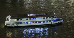 Jewel of London (Hawkeye2011) Tags: london 2016 nightphotography riverthames ships boat marine maritime saltwater jeweloflondon